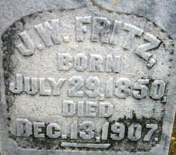 John Henry Fritz