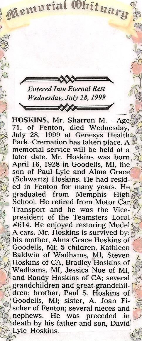 Morris Hoskins