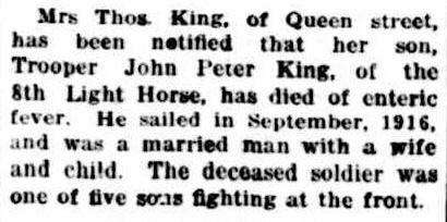 John Peter King