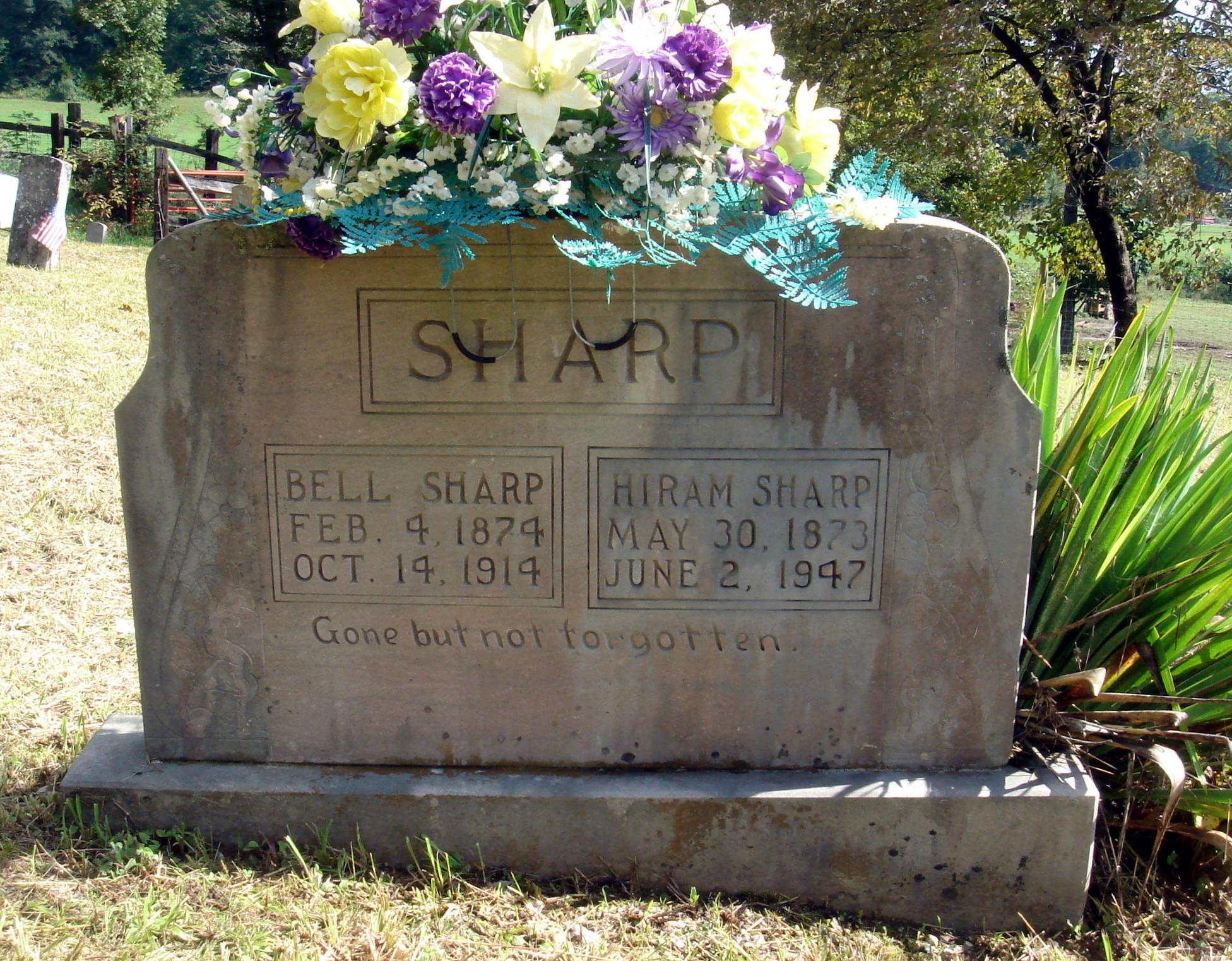 Hiram Sharp