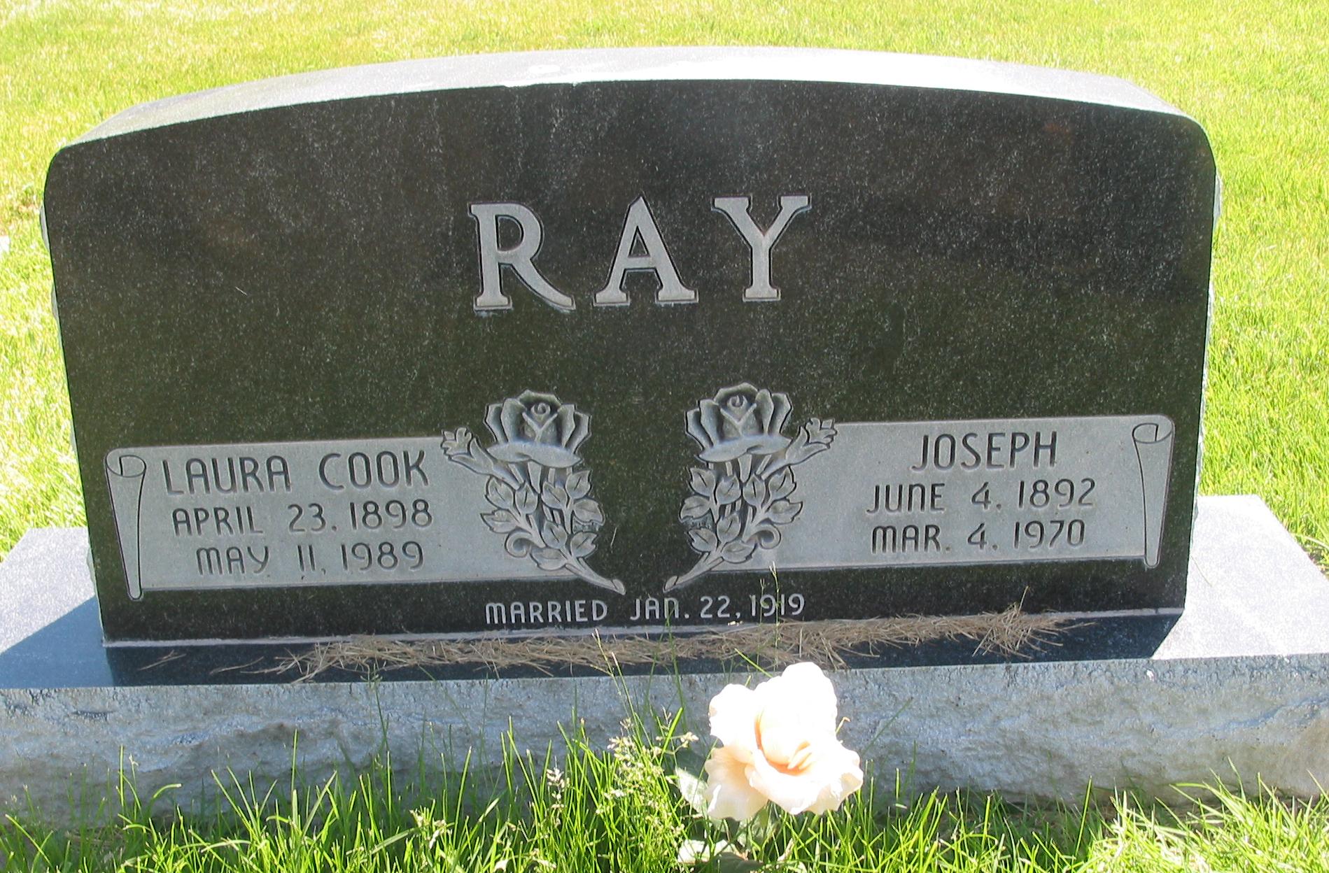 Joseph Henry Ray