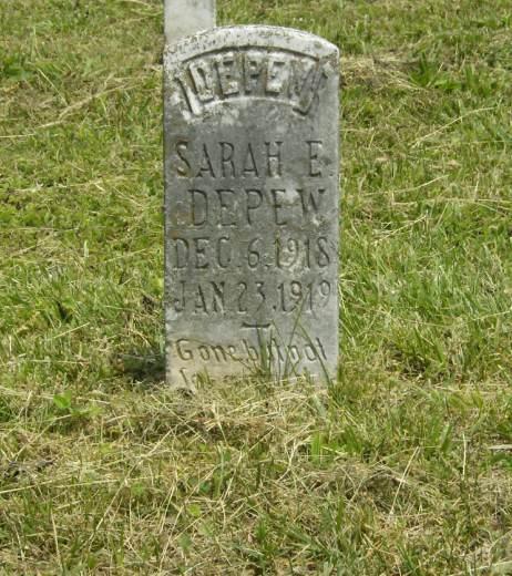 Elizabeth Betty Depew