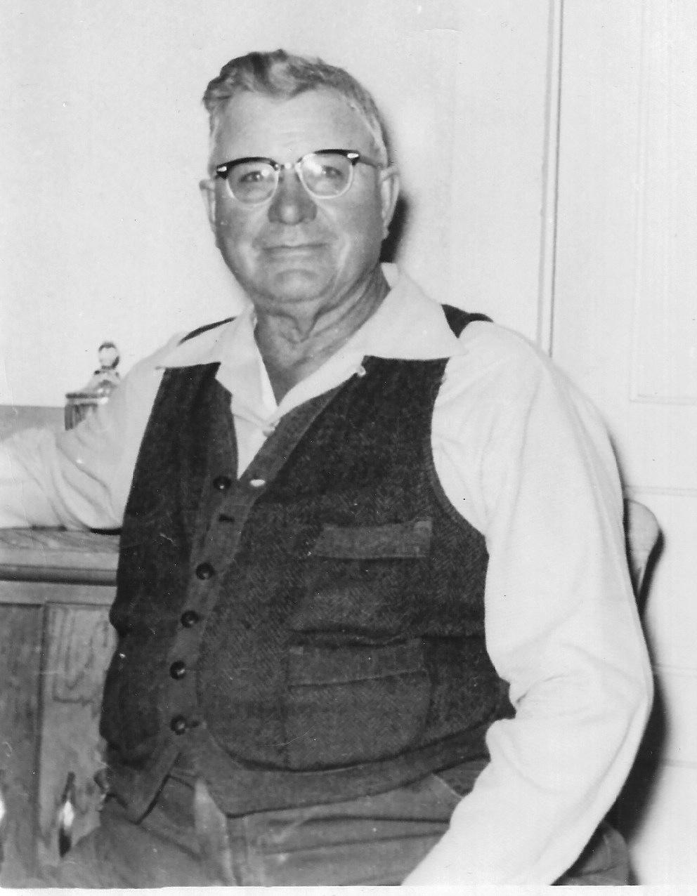 Clarence Edsall