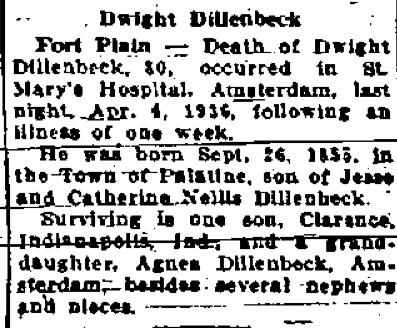 Watson M Dillenbeck