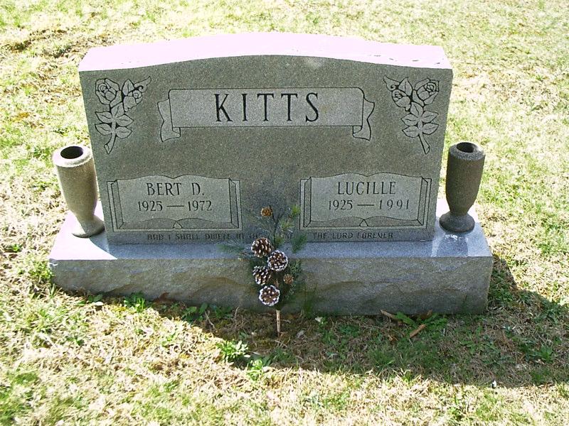 D B Kitts