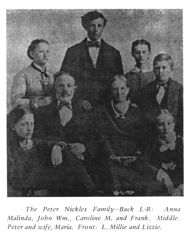 George Newton Nickles