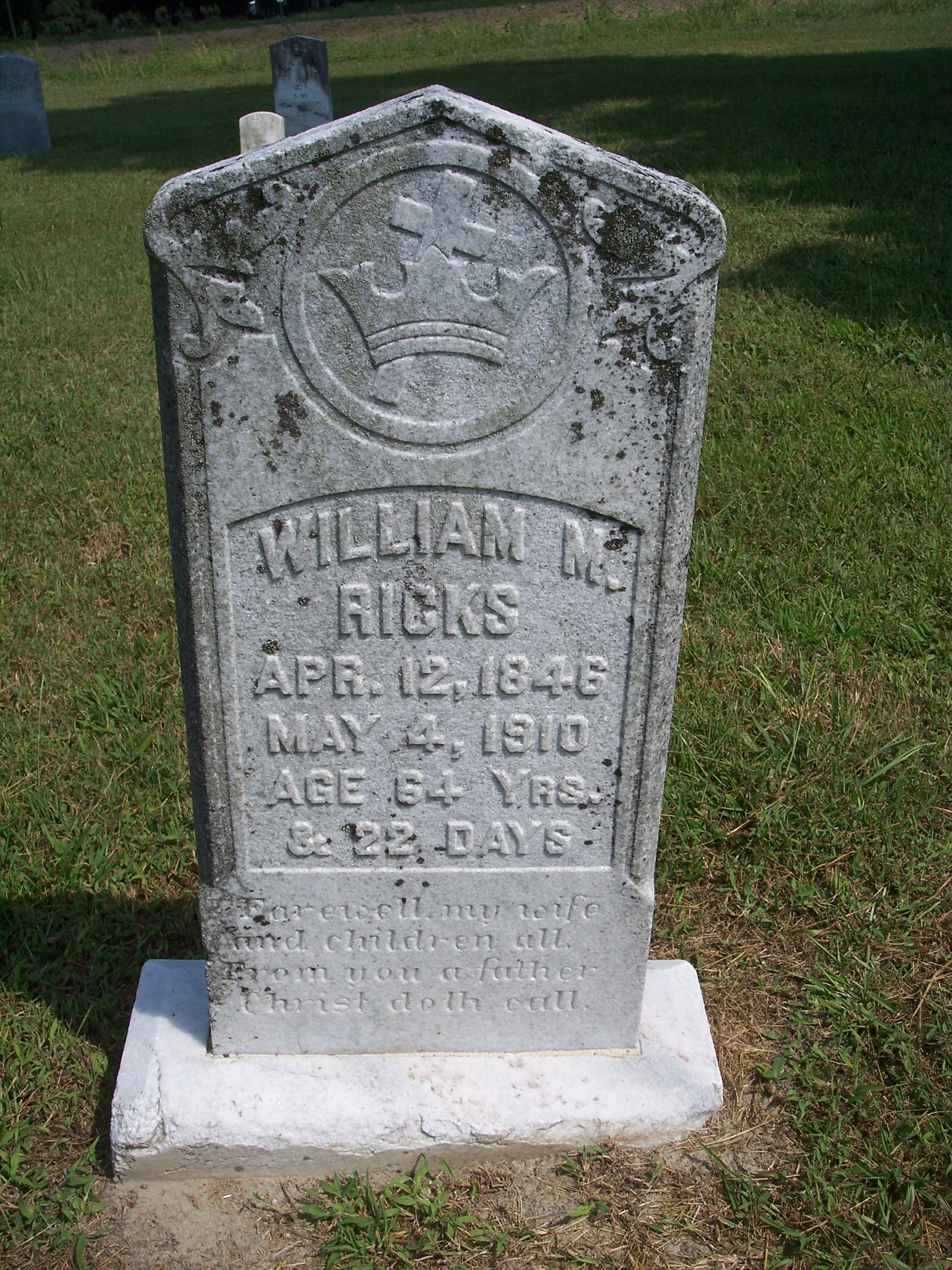 William Monroe Ricks