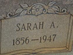Sarah L Abernathy