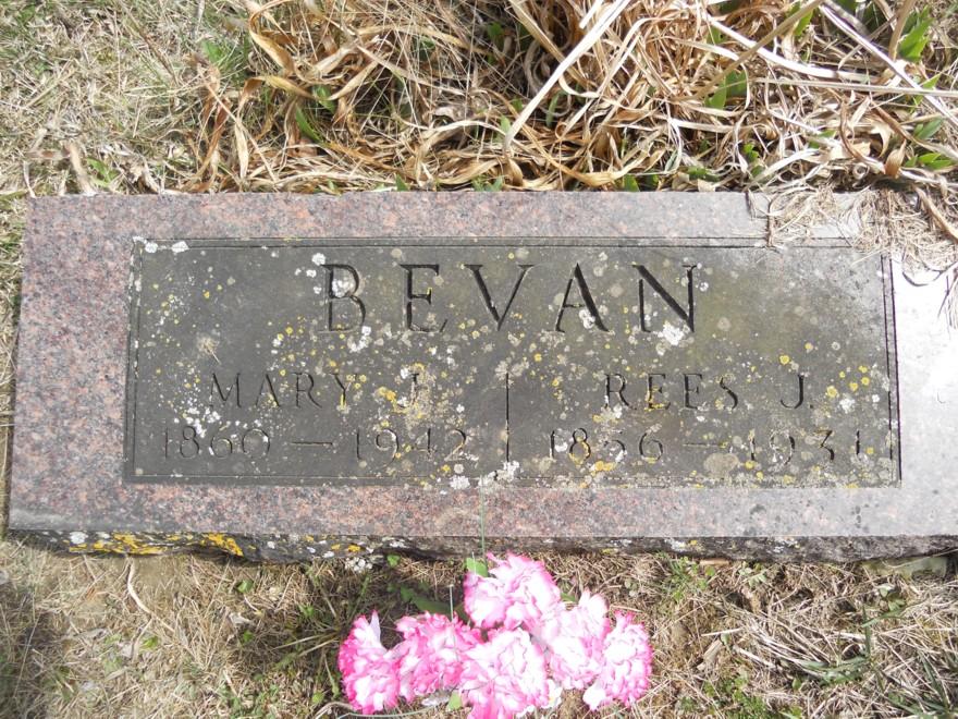 James Bevan