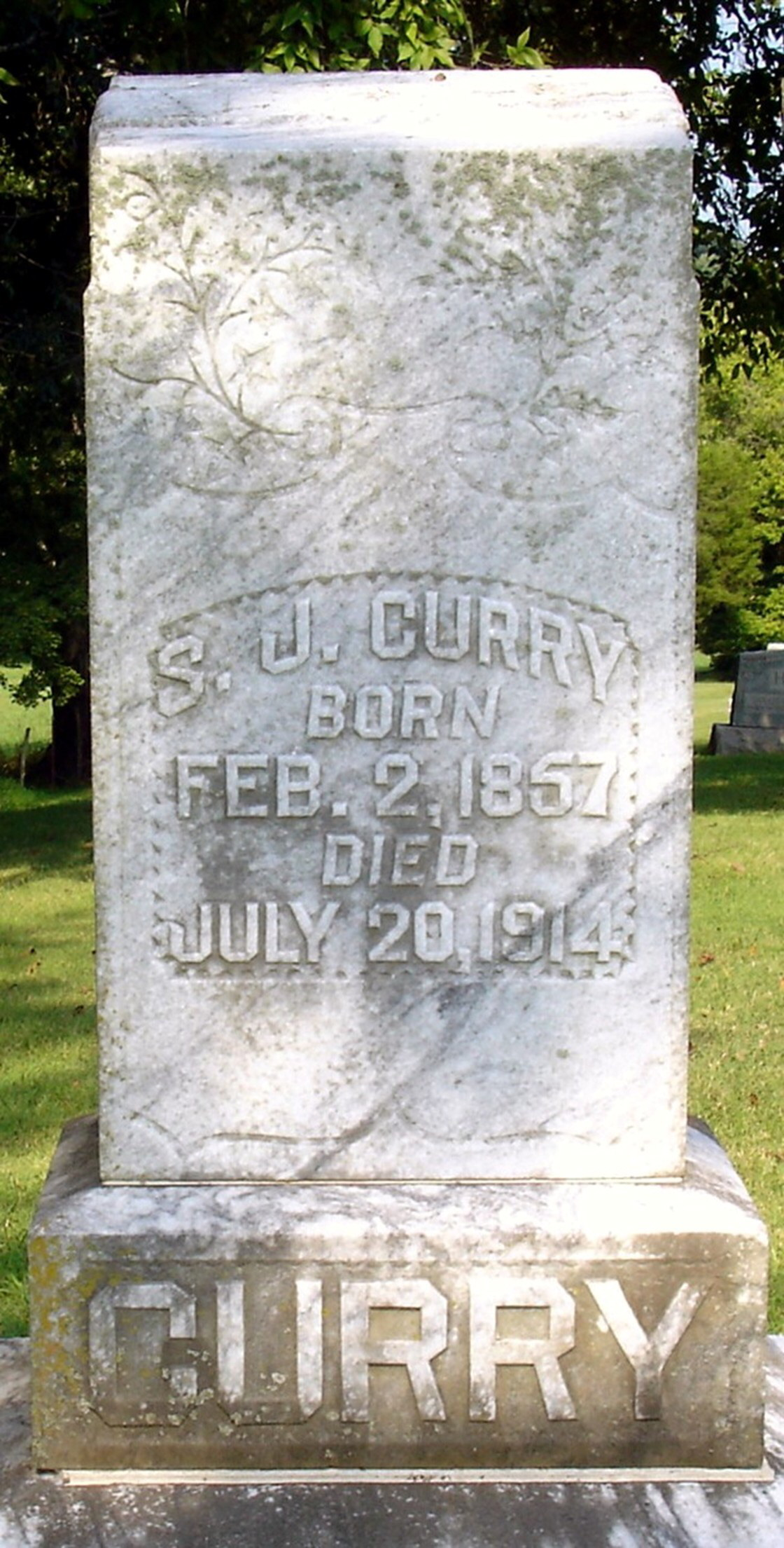 Solomon Curry