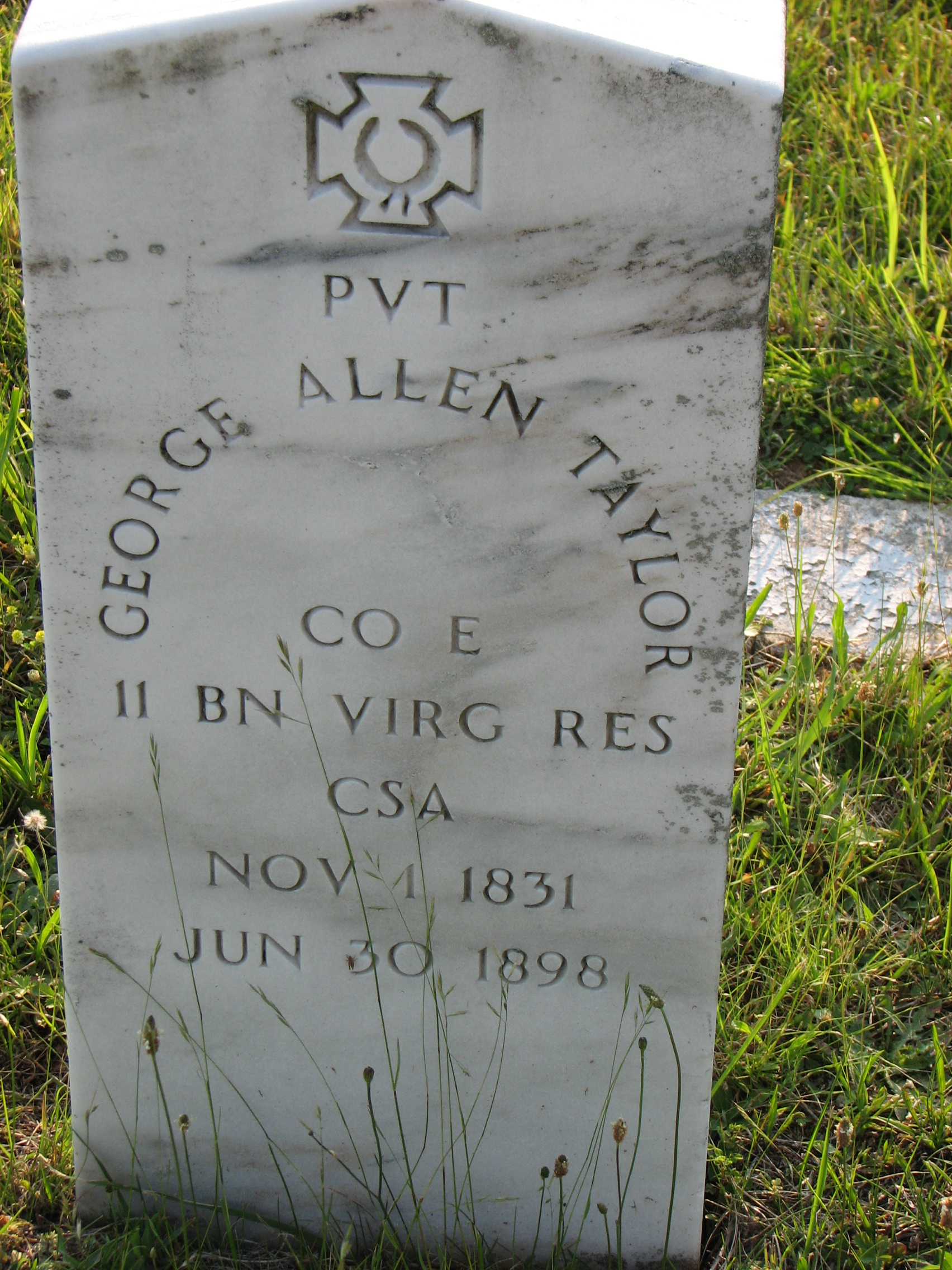 George Allen Taylor