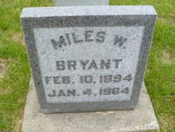 William H Bryant