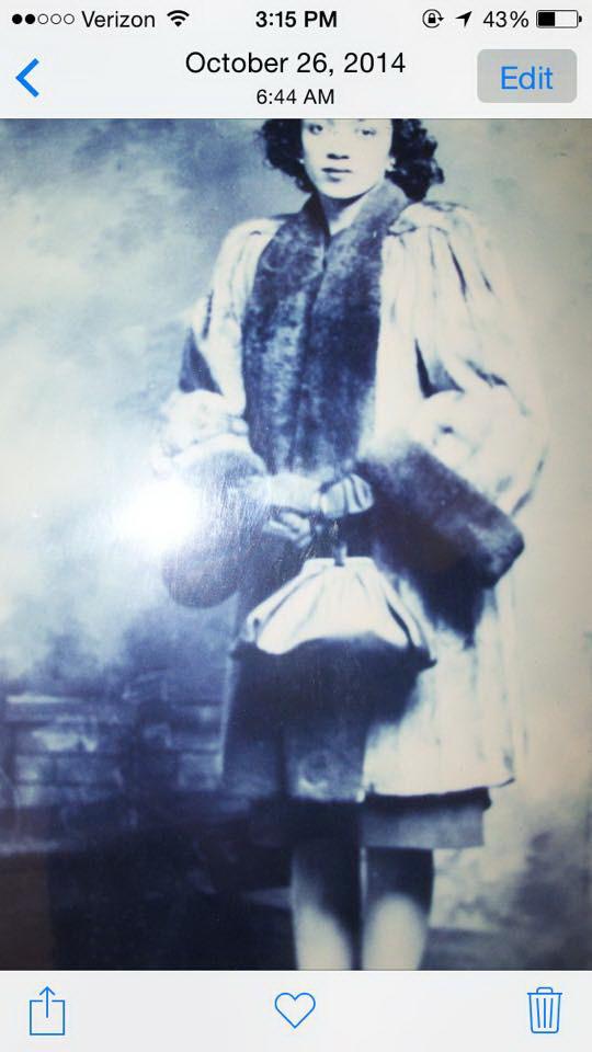 Gladys Seymour