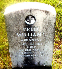 Frederick W Williams