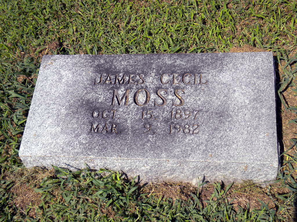 James Madison Moss