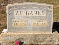 George W Wilbanks