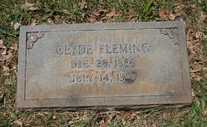 Clyde Fleming