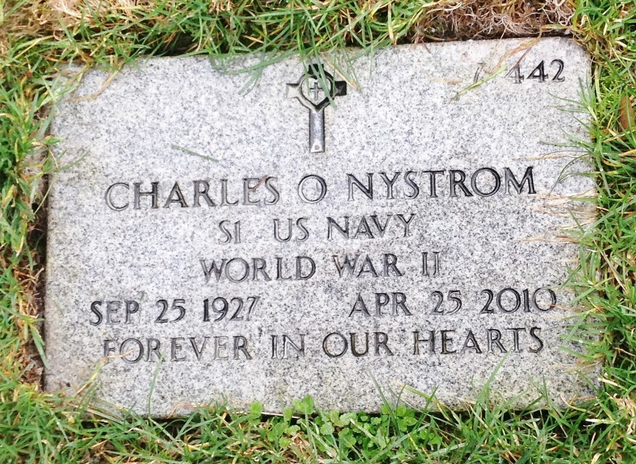 Charles F Nystrom