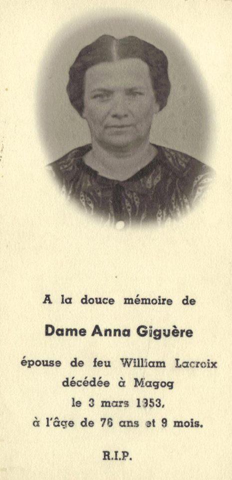 Anna Giguere