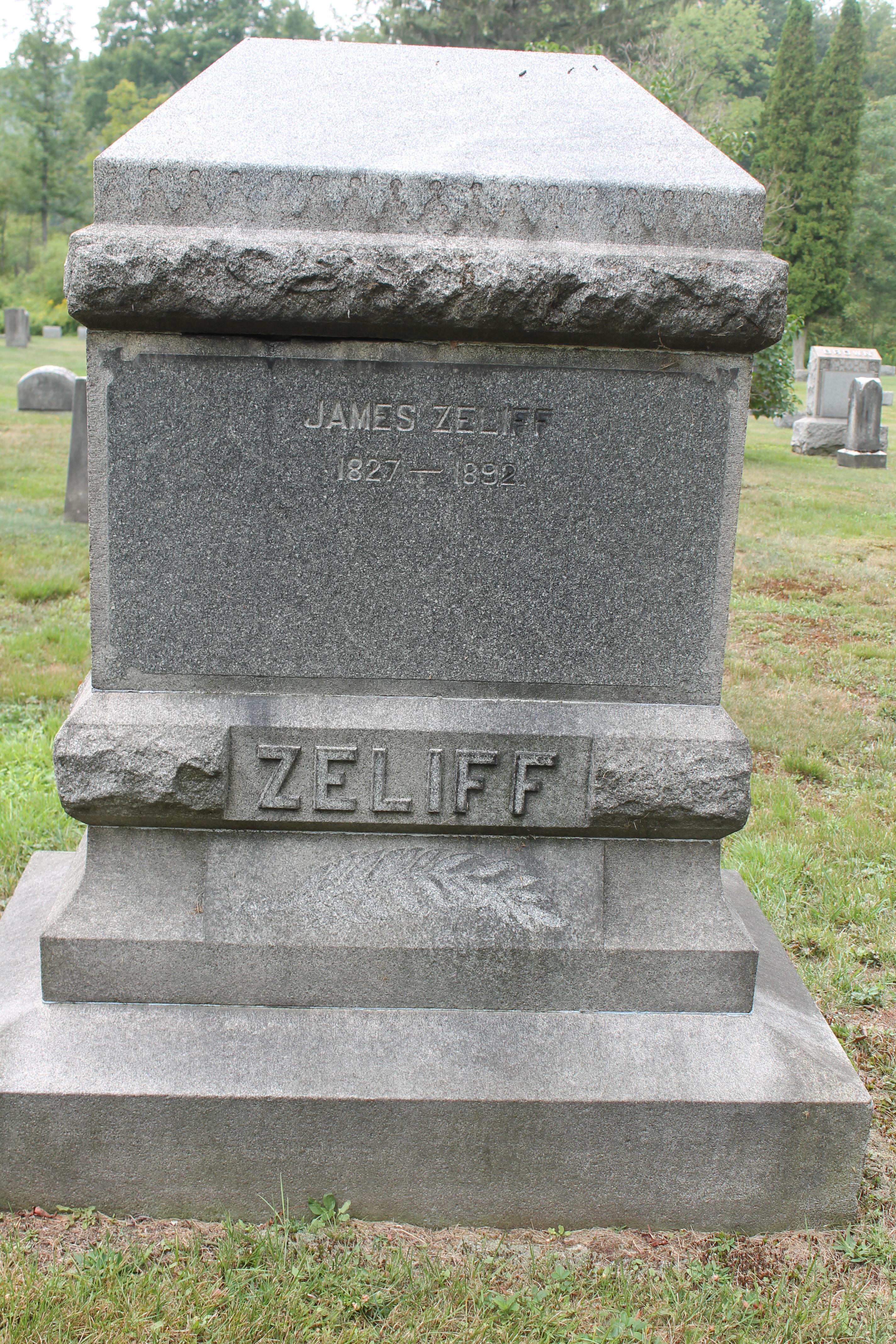 James Munson Zeliff