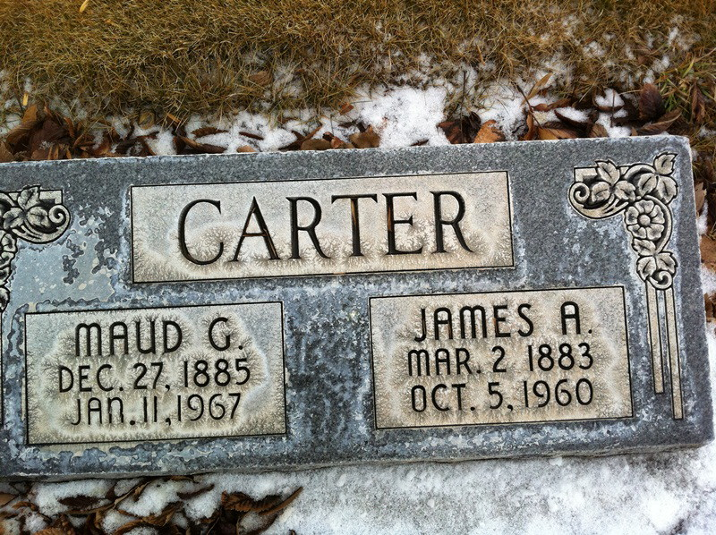 James Andrew Carter