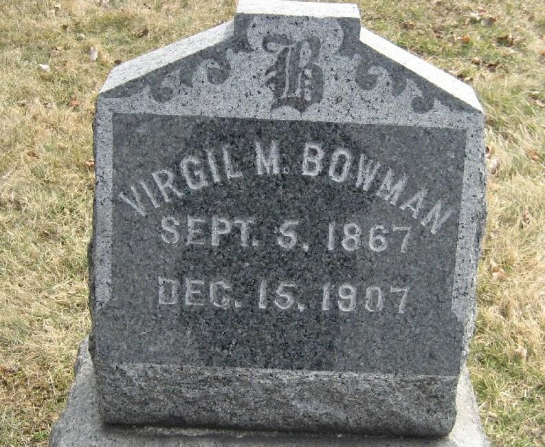 Ida M Bowman