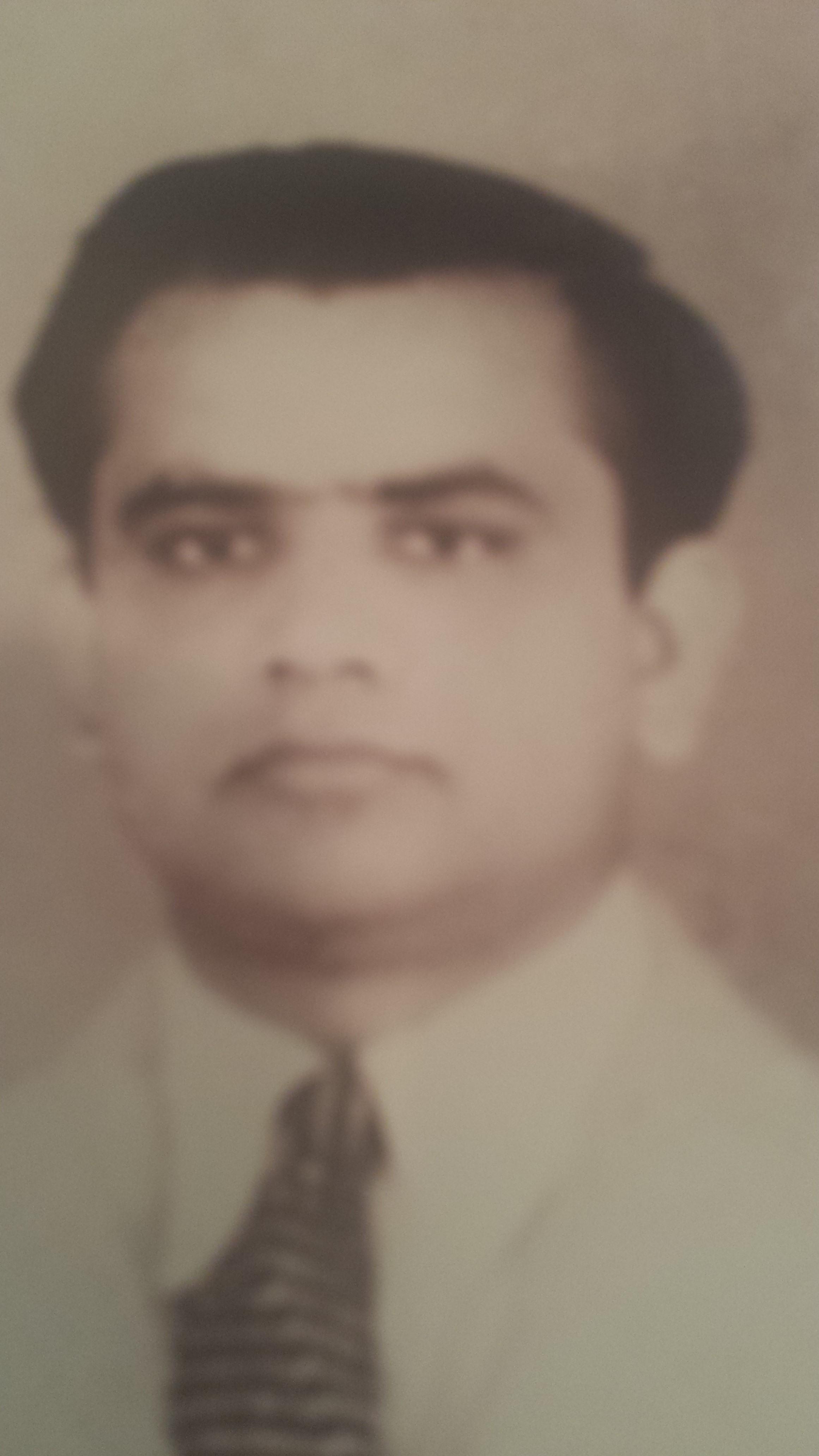 Rabindra Shah