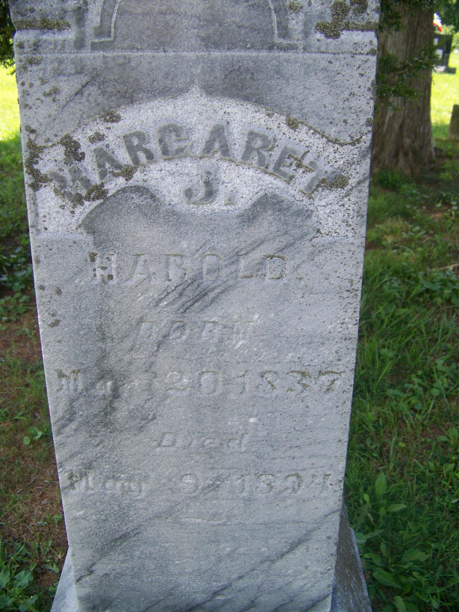 Margaret Lucinda McCoy