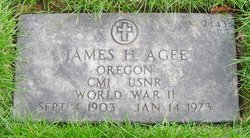 James Harris Agee