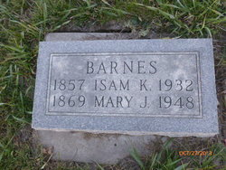Isam King Barnes