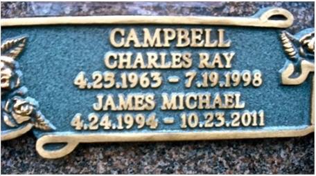 Charles Ray Campbell