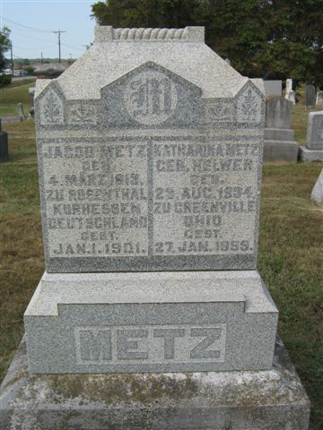 Jacob Metz