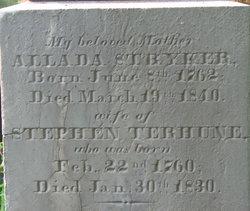 Abraham Terhune