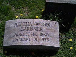 Bertha Wood
