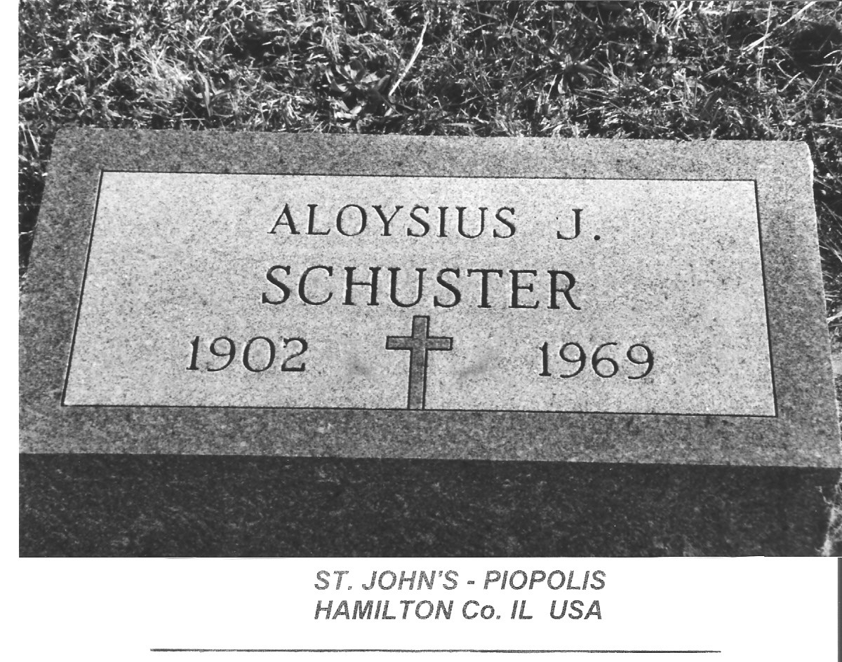 Joseph Augustus Schuster