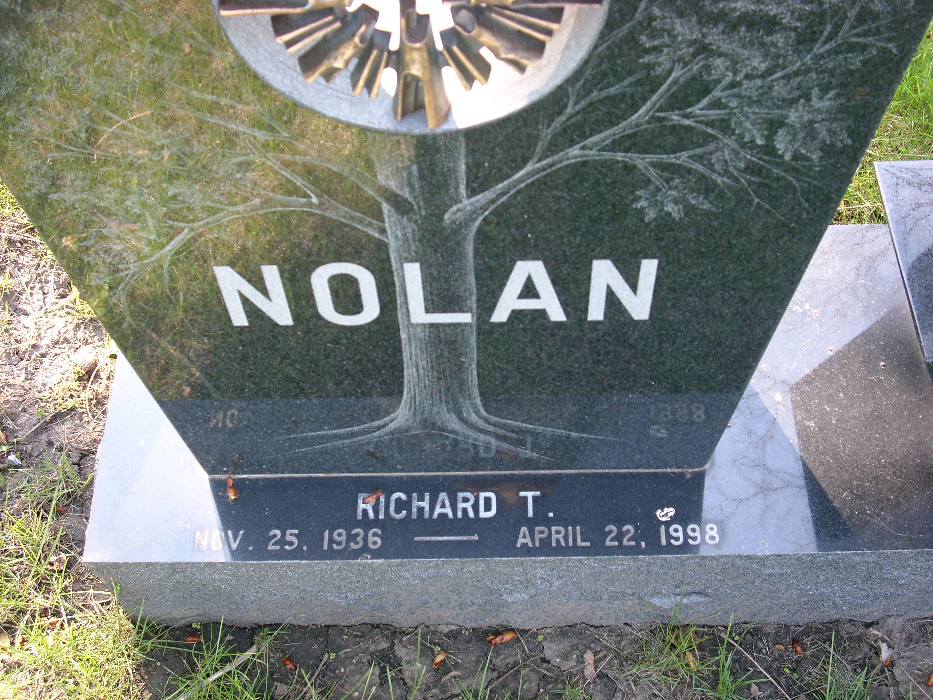 Dominick Thomas Nolan