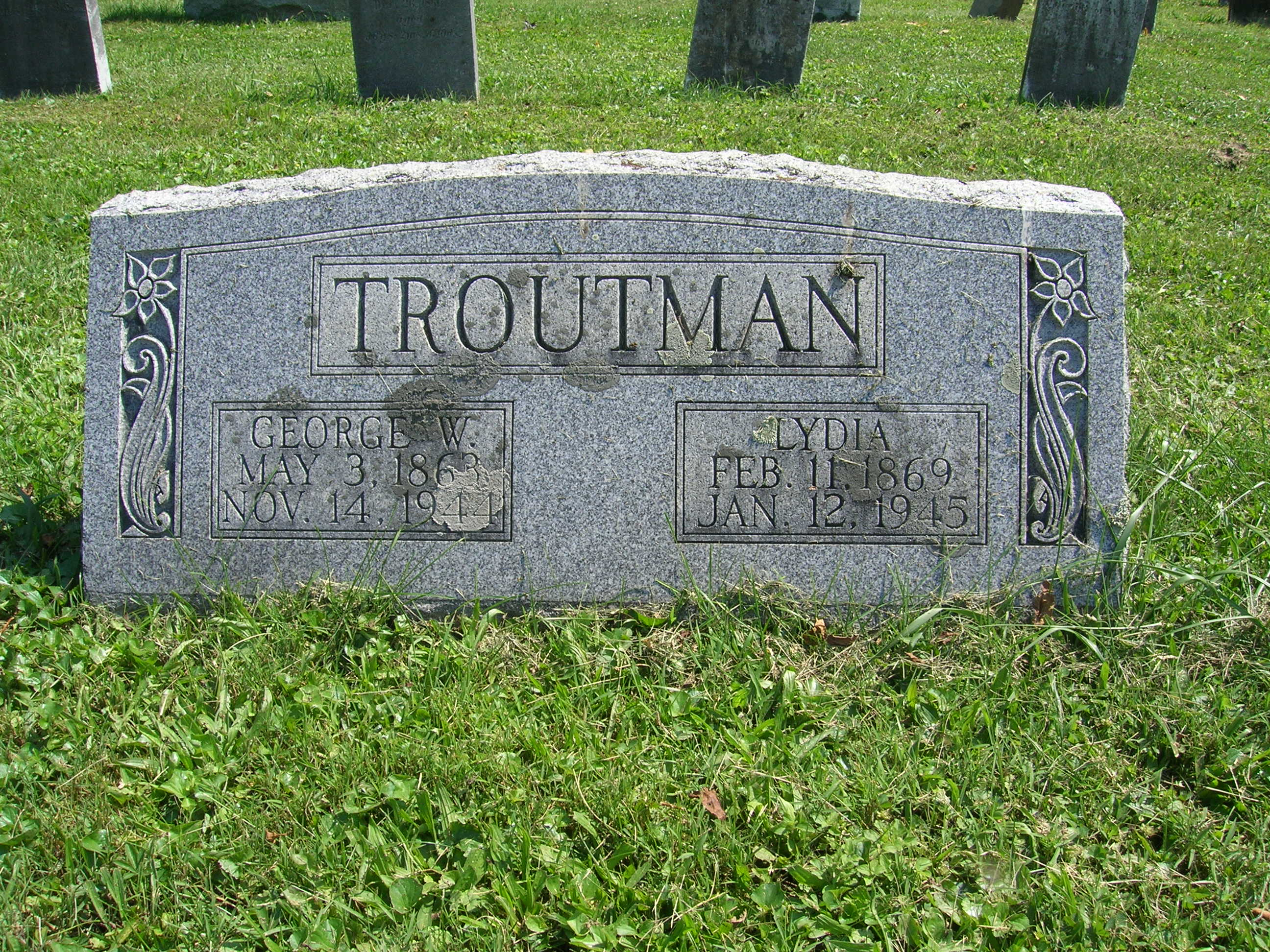 George B Troutman