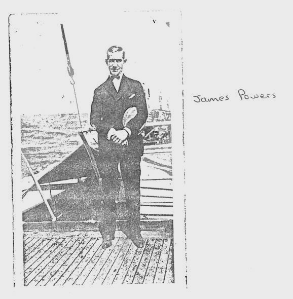 James W Powers
