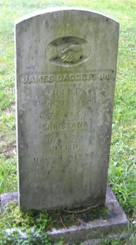 James G Daggett