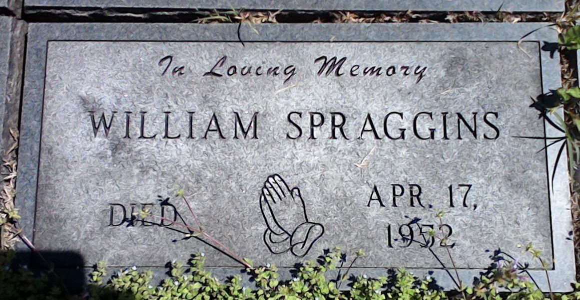 William Newton Spraggins