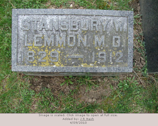 George Lemmon Stansbury