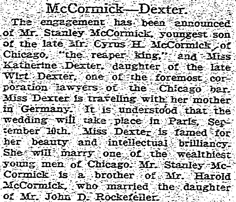 Stanley McCormick
