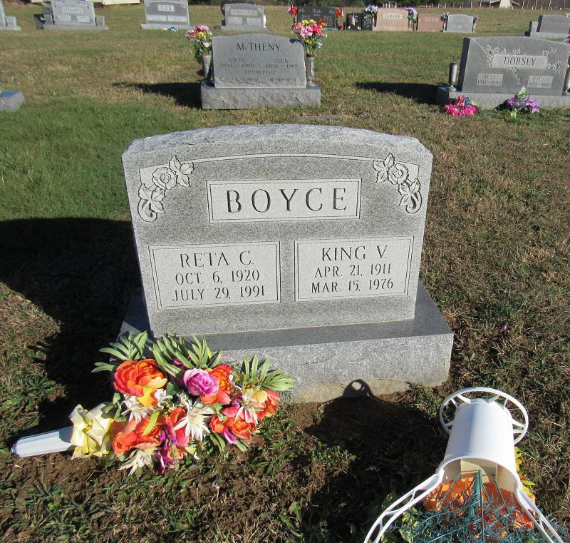 Victor Boyce