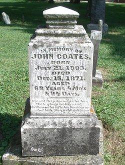 John S Coates