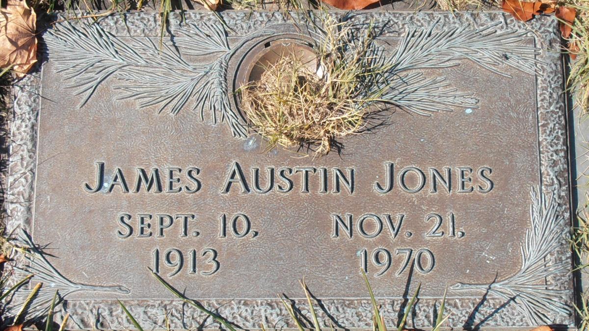 James Austin Jones