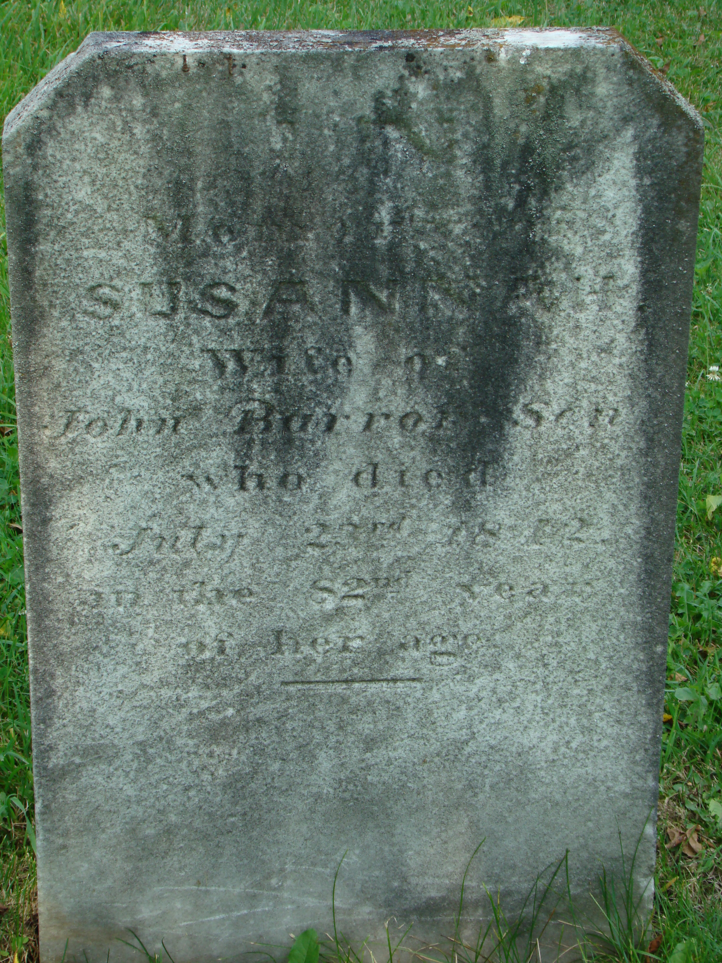 Susannah Ferguson