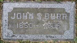 John B Burr