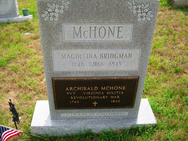 Archibald McHone