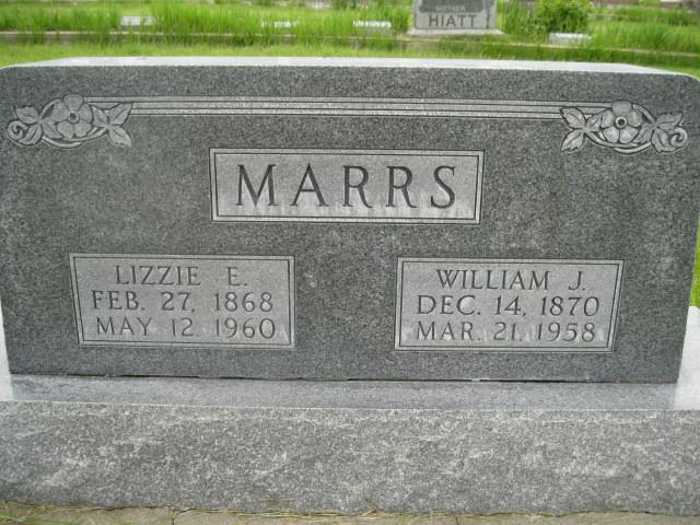 William Erskine Marrs