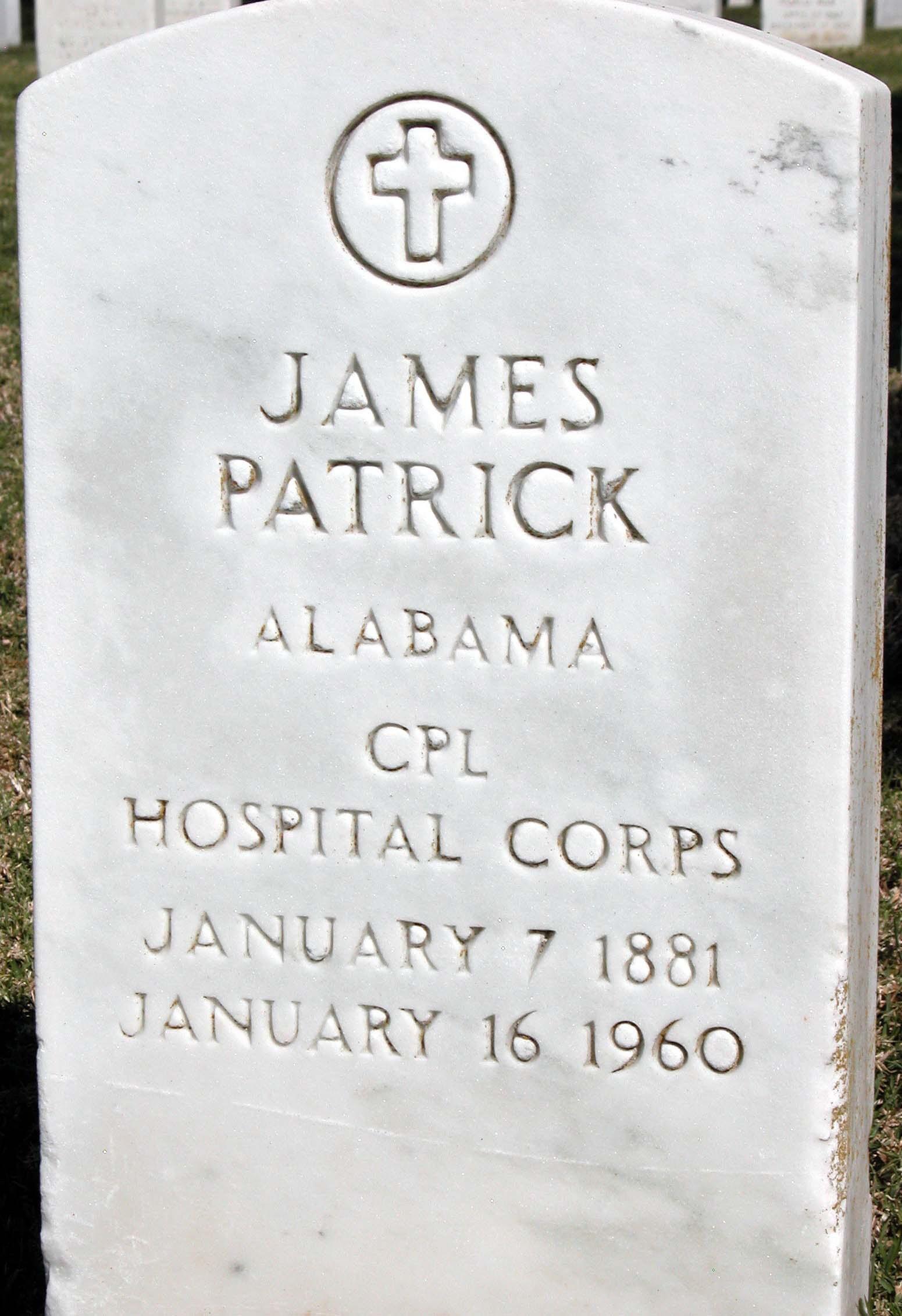 James Edwin Patrick